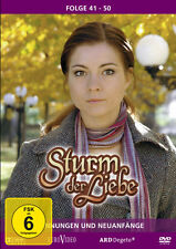 % DVD * STURM DER LIEBE   STAFFEL 5   41-50  # NEU OVP