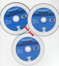 PEUGEOT SERVICE BOX+SEDRE 2012-EPC+TIS+WDS-FULL VERSION..