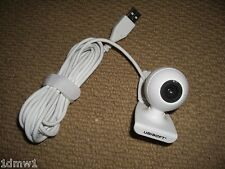 NINTENDO WII MOTION TRACKING CAMERA USB CAM WC04 White