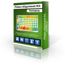 Platen Alignment Kit: Packaging