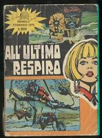 JUMBO POCKET  n.  4 del 1975  All'ultimo respiro