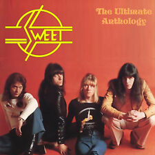 The Ultimate Anthology by Sweet (CD, 2011, Renaissance Records)