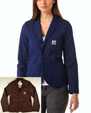 G143 CARHARTT X' SID BLAZER jacket (prune rinsed) size S wmns, BNWT!