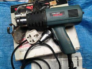 Black & Decker pro-line PL70 heat gun