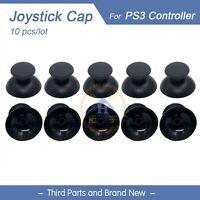 Joystick Thumb Sticks Cap 3D Replacement Parts PS3 Controller Dualshock 10pcs