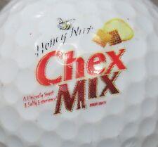 (1) Chex Mix Logo Golf Ball