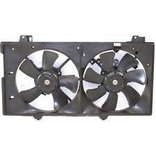Radiator Cooling Fan For 2003-2008 Mazda 6 w/ blade, motor & shroud