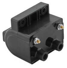 Twin Power Ignition Coil 5.0 OHM Black 46661