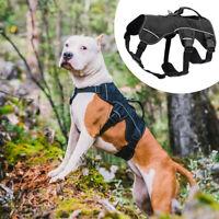 Padded No Pull Dog Harness Large Heavy Duty Reflective Adjustable Pitbull Boxer