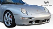 Porsche 1995-98 993 Duraflex Turbo S Look Front Bumper, NEW 1pc Body Kit 105103