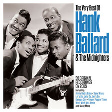 Hank Ballard & The Midnighters - The Very Best Of (2CD 2017) NEW/SEALED