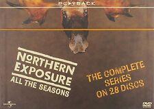Northern Exposure Season 1 2 3 4 5 6 [DVD] NEU Ausgerechnet Alaska Staffel 1-6
