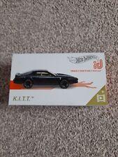 Hot Wheels  id - K.I.T.T. - Toy Car