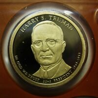 2015-S Harry Truman DCAM Proof Presidential Dollar Bargain Priced Shipped FREE