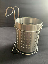 Stainless Steel Cutlery Drainer - Never Used