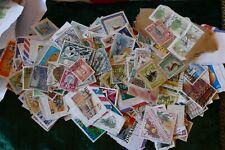 412 mixed Africa used postage stamps postal philately philatelic mail kiloware