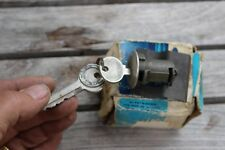 1966 1967  Lincoln Convertible Gas Cap Top Switch Key Cylinder NOS