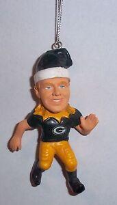 Green Bay Packers Clay Matthews Elf Christmas Tree Ornament