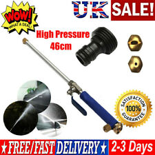 More details for 2 in 1 high pressure power water washer car wand nozzles spray gun flow control