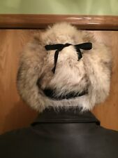 🌨 Man's Genuine Coyote Fur Trappers style Hat Size L-XL