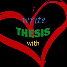 Thesis Writing for MAT, MAN, MBA, and others