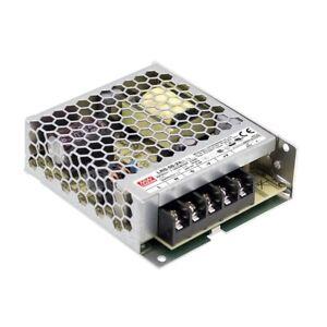 Schaltnetzteil 5V 10A 50W Einbauversion niedrige Bauhöhe LRS-50-5 Meanwell