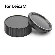 5 sets of Rear Lens + Body Cap for Leica M LM Camera M6 M7 M8 M9 M5 M4 M3