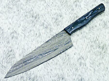"12"" Kitchen Chef Knife ""Handcrafted Damascus Steel Blade"" Multi Purpose UT-4914"