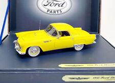 Modellauto Ford Thunderbird Coupe 1955 gelb 1:43 | Motorhead Miniatures (231)