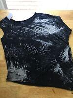 Summer express top Women's Clothing Short Sleeve Tops one shoulder sizexs