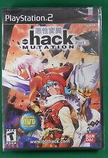 Playstation 2 PS2 .hack  Mutation Part 2