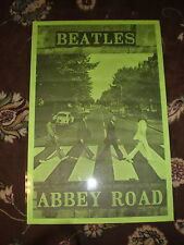 The Beatles POSTER Abbey Road