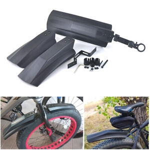 Wardijo Bicycle Mudguard for Front /& Rear Yellow 1 Pack