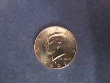2005-P Kennedy Half Dollar CLAD SATIN FINISH MS - UNC - BU- Upper Grading Range