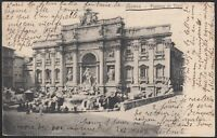 AX4321 Roma - Fontana di Trevi - Cartolina postale - Postcard
