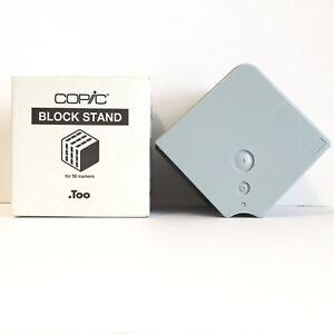 Too Copic Markers Block Stand - Versatile Desk Empty holds 36 Pens Stackable