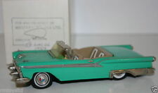 WESTERN MODELS MIKE STEPHENS 1st PROTOTYPE - WMS46 - 1959 FORD GALAXIE - GREEN