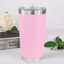 Stainless Steel Vacuum Cup Tumbler Insulated Travel Coffee Mug Cup Flask 20oz