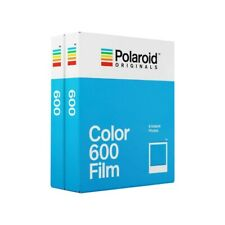 Polaroid Originals 600 Colour Instant Film TWIN PACK - DATED 06/20