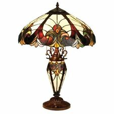 Tiffany & Co.. Bronze Victorian Style Lamps