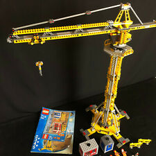 Lego7905 Building Crane Großer Baukran Crane Town City Kran