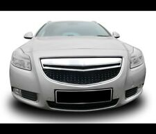 Vauxhall Opel Insignia OPC Chrome Debadged Badgeless Front Sport Mesh Grill 08-