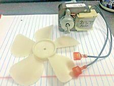 Peerless, Evaporator Fan Motor & Fan Blade, Part# 03567, 115V, Models Mj, Ls