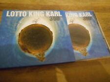 CD POP LOTTO King Karl - 360 ° (16) canzone rodeostar/Soul Food JC + CB