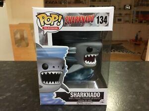 FUNKO POP! TELEVISION - SHARKNADO #134 SHARKNADO - VERY RARE , VAULTED