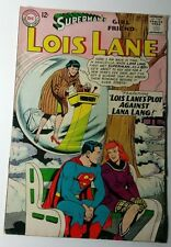 SUPERMAN'S GIRL LOIS LANE  #50 1964 IN VERY GOOD+ CONDITION