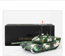 1/50 Main Battle Tank Metal Chinese ZTZ-99 Military Vehicles Diecast Model 99A