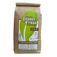 Organic Nutrients Insect Frass 2 lb nutrients plant food fertilizer