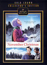 NOVEMBER CHRISTMAS (2010) - NEW SEALED DVD