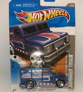2011 Hot Wheels HW Video Game Heroes Armored Truck #229